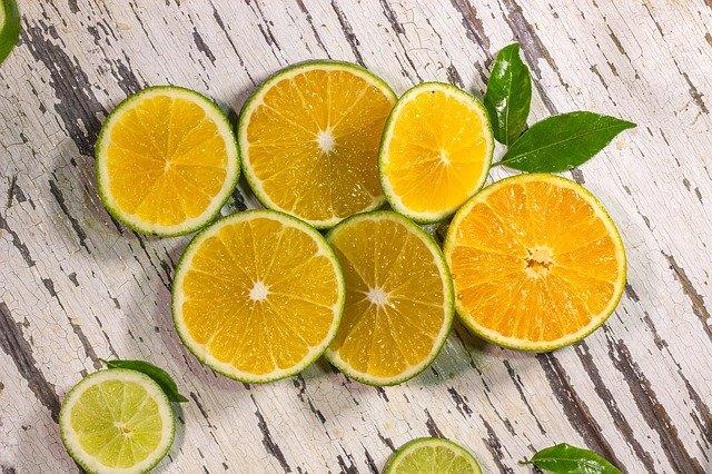 Beneficios del zumo Limón